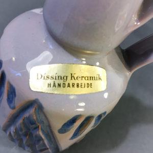 Mærkat Dissing Keramik
