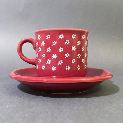 Sødahl forglemmigej kaffekop