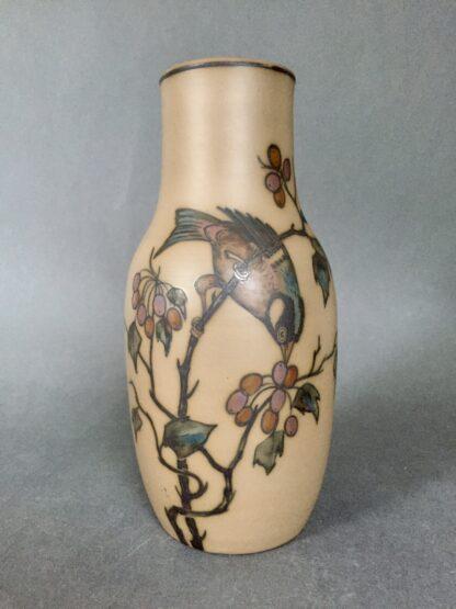 Hjort keramikvase
